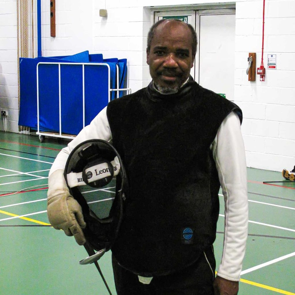 Corsini King - Fencing Coach