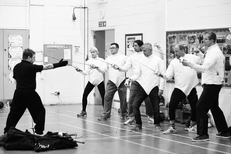 fencing coursework Lantra awards level 2 certificate in principles of fencing summary: this qualification has been developed to provide the underpinning knowledge for the level 2.